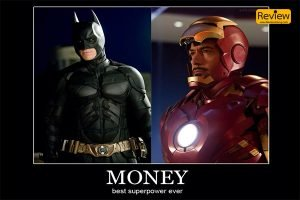 Iron Man และ Bat man ใครรวยกว่ากันแน่ ?
