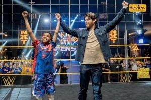 รีวิวหนัง Netflix : The Main Event หนูน้อยเจ้าสังเวียน WWE