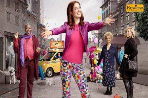 รีวิวซีรี่ย์ Netflix :: Unbreakable Kimmy Schmidt ซิทคอมยุคใหม่ ตลกสุด