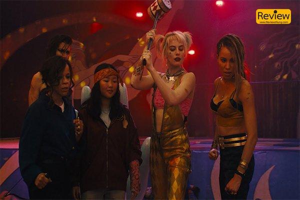 รีวิว Birds of Prey หลงเสน่ห์สาว Harley Quinn ระเบิดความน่ารักสุดป่วน รีวิวหนัง Birds of Prey