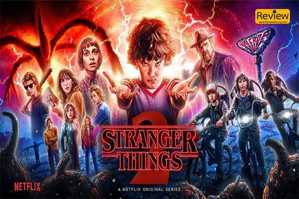 รีวิวซี่รี่ย์ Netflix :: Stranger Things แก๊งค์เด็ก ๆ ที่คุณจะหลงรัก รีวิวหนัง Netflix StrangerThings