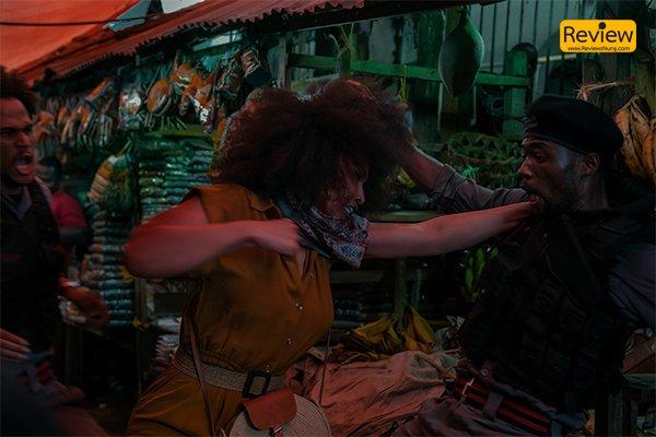 รีวิวซีรีส์ Netflix : Queen Sono สายลับพันธ์ทมิฬ สายลับสาวสุดเข้ม ดุอย่าบอกใคร รีวิวหนัง Netflix QueenSono