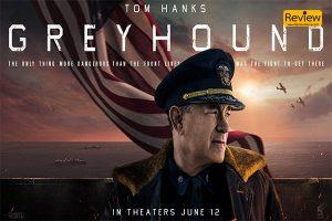 รีวิวหนังเรื่อง Greyhound รีวิวหนัง รีวิวซีรีส์ Greyhound