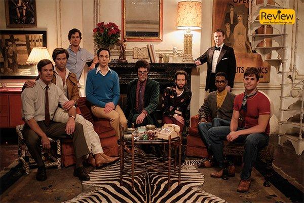 รีวิวหนัง Netflix : The Boys In The Band หนัง LGBT ย้อนยุค เปิดมุมมองสุดโต่งในอดีตมันไม่เคยง่าย รีวิวหนัง Netflix TheBoysInTheBand