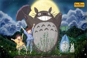 My Neighbor Totoro โทโทโร่เพื่อนรัก (1988)