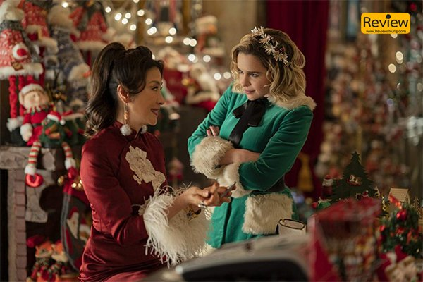 รีวิวหนัง Last Christmas หนังรักคริสต์มาสส่งท้ายปี 2019 รีวิวหนัง หนังรัก LastChristmas