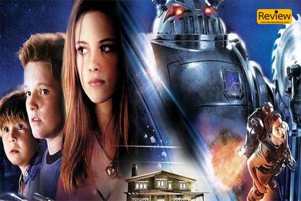 รีวิวหนังซาทูร่า เกมทะลุมิติจักรวาล (2548)
