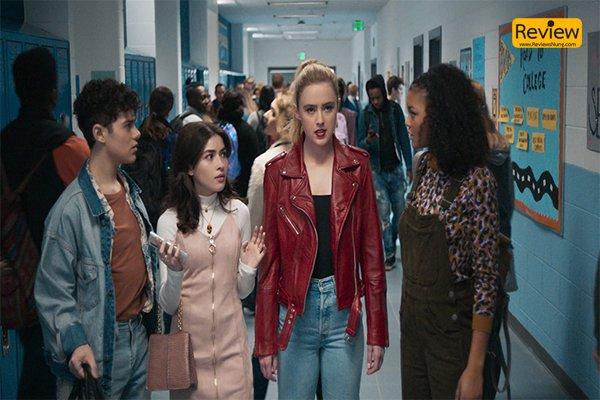 รีวิวหนัง Freaky สลับร่างฆ่า ล่าป่วนเมือง หนังสยองขวัญอารมณ์ดี พล็อตเรื่องใหม่ รีวิวหนัง หนังสยองขวัญ Netflix Freaky