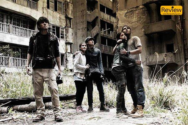 รีวิวหนังฮาชิมะ โปรเจกต์ ไม่เชื่อ ต้องลบหลู่ (2013)