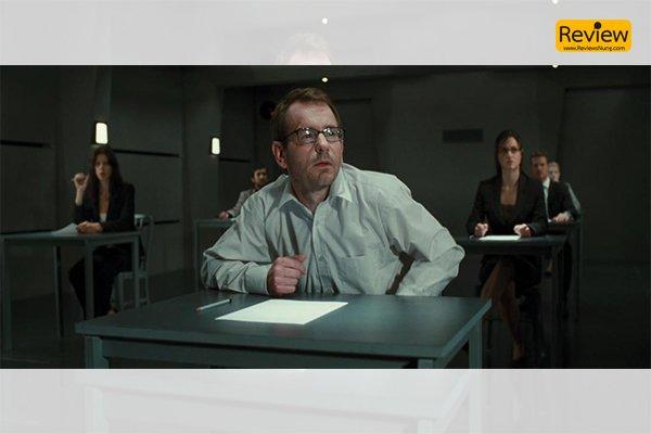 รีวิวหนัง EXAM เกมส์ฆาตกรโหด (2009) รีวิวหนัง รีวิวหนังสยองขวัญ EXAM