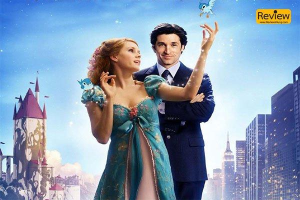 รีวิวหนัง Enchanted มหัศจรรย์รักข้ามภพ รีวิวหนัง รีวิวหนังรัก รีวิวหนังตลก Enchanted