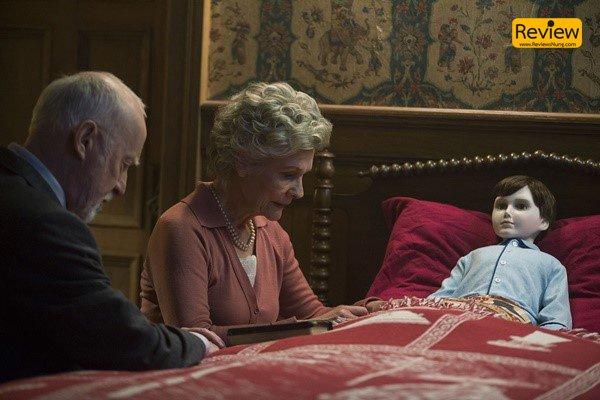 The Boy ภาพยนตร์สยองขวัญที่หลอกคนดูได้อย่างอยู่หมัด รีวิวหนัง รีวิวหนังผี TheBoy
