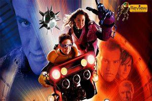 รีวิวหนัง Spy Kids 3 – D : Game Over พยัคฆ์ไฮเทค 3 มิติ