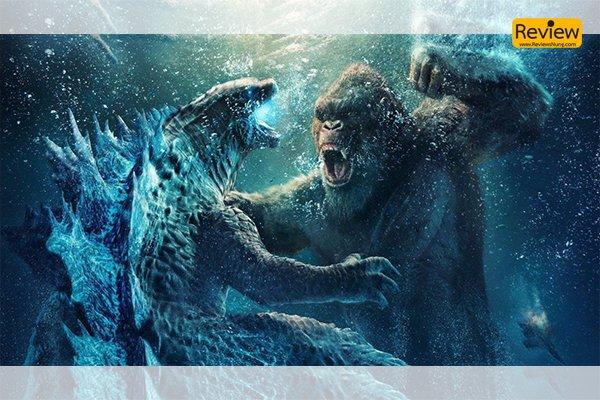 รีวิวหนังโรง Godzilla vs. Kong - ก็อดซิลล่า ปะทะ คอง เมื่อสองยักษ์ใหญ่ต้องสู้กัน ความมันส์จึงบังเกิด รีวิวหนัง GodzillavsKong