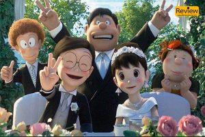 รีวิวหนังโรง STAND BY ME DORAEMON 2 โดราเอมอน เพื่อนกันตลอดไป 2 รีวิวหนัง Doraemon STANDBYMEDORAEMON2
