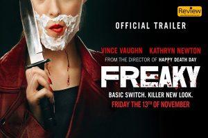 Freaky สลับร่างฆ่า ล่าป่วนเมือง ภาพยนตร์ไล่ฆ่าแนวตลกร้าย รีวิวหนัง รีวิวหนังสยองขวัญ Netflix Freaky