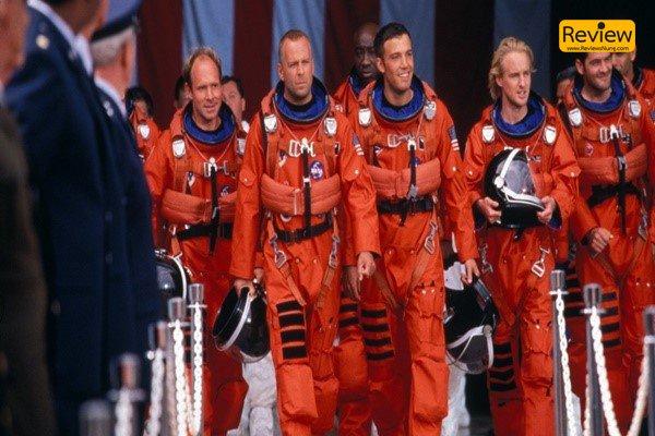 จัดอันดับภาพยนตร์อวกาศยอดแย่ รีวิวหนัง รีวิวหนังอวกาศ อันดับภาพยนตร์อวกาศยอดแย่