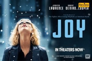 Joy ภาพยนตร์แนวชีวประวัติที่ระทมไม่สมกับชื่อเรื่อง