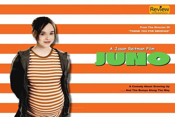 Juno ภาพยนตร์ที่จะสะท้อนถึงชีวิตของวัยรุ่นที่ท้องไม่พร้อม