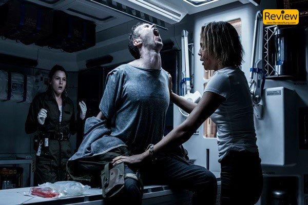Alien: Covenant ภาพยนตร์เอเลี่ยนที่นำเสนอแนวปรัชญา รีวิวหนัง รีวิวหนังสยองขวัญ Alien:Covenant