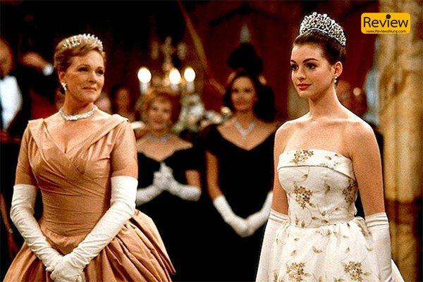 รีวิวหนัง The Princess Diaries ภาค 2 บันทึกรักเจ้าหญิงวุ่นลุ้นวิวาห์ รีวิวหนัง ThePrincessDiaries2