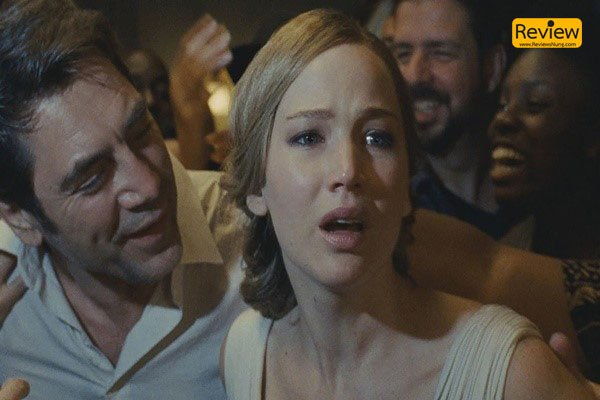 Mother! ภาพยนตร์ที่รับชมแล้วต้องตีความหลายตลบ รีวิวหนัง รีวิวหนังเก่า Mother!