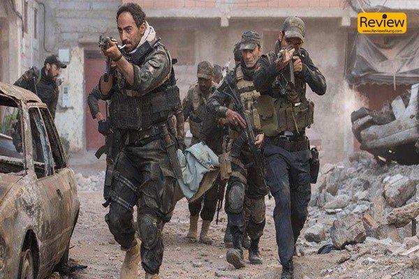 Mosul ภาพยนตร์ที่จะพาคุณเข้าสู่บรรยากาศของสงครามในประเทศอิรัก รีวิวหนัง รีวิวหนังสงคราม Mosul