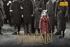 Schindler's List ภาพยนตร์ขาวดำสะท้อนสงครามจากยุค 90