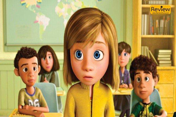 Inside Out อนิเมชั่นที่สอดแทรกความรู้จิตวิทยาแบบเข้าใจง่าย รีวิวหนัง Pixar InsideOut