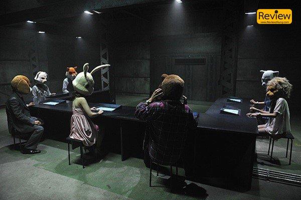 Judge Live Action ภาพยนตร์ที่ดัดแปลงมาจากมังงะแนวฆาตกรรมสยองขวัญ รีวิวหนัง รีวิวหนังเก่า รีวิวหนังสยองขวัญ JudgeLiveAction