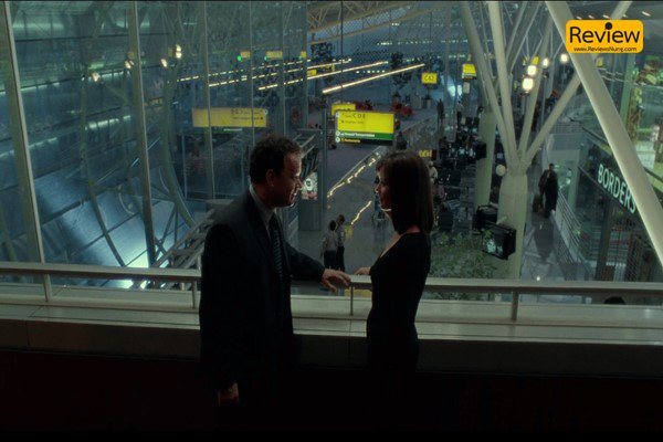 The Terminal ภาพยนตร์ที่เต็มไปด้วยความอบอุ่นหัวใจ รีวิวหนัง TheTerminal