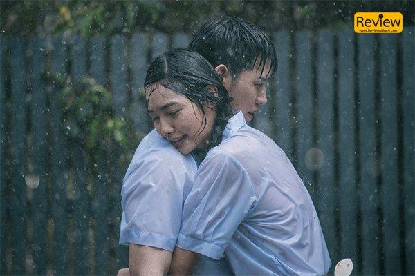รีวิวภาพยนตร์เรื่อง จดหมาย สายฝน ร่มวิเศษ Classic Again รีวิวหนัง รีวิวหนังรัก Netflix ClassicAgain