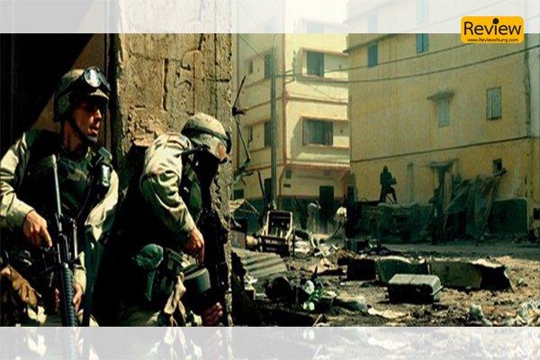 รีวิวหนัง Black Hawk Down ยุทธการฝ่ารหัสทมิฬ รีวิวหนัง รีวิวหนังไทย รีวิวหนังสงคราม Netflix BlackHawkDown