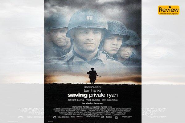 รีวิวหนัง Saving Private Ryan รีวิวหนัง รีวิวหนังไทย หนังสงคราม Netflix SavingPrivateRyan
