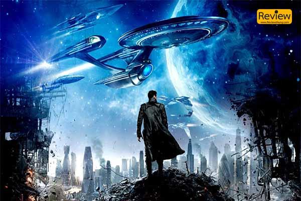 รีวิวภาพยนตร์ใน Netflix เรื่อง Star Trek Into Darkness สตาร์เทรค ทะยานสู่ห้วงมืด รีวิวหนัง รีวิวหนังไทย หนังเก่า Netflix StarTrekIntoDarkness