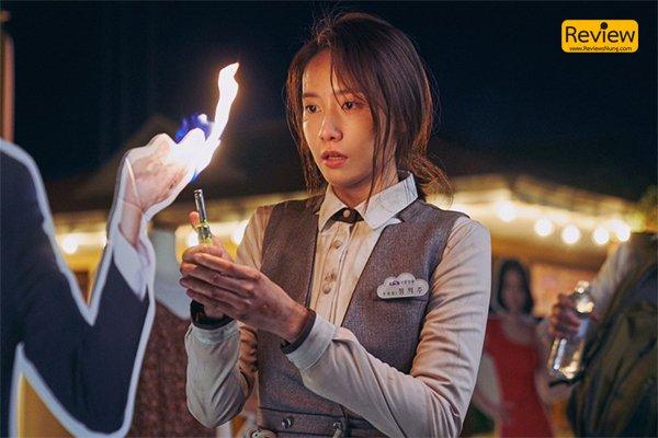 รีวิวภาพยนตร์เรื่อง EXIT ฝ่าหมอกพิษ ภารกิจรัก รีวิวหนัง รีวิวหนังไทย หนังระทึกขวัญ Netflix EXITฝ่าหมอกพิษภารกิจรัก