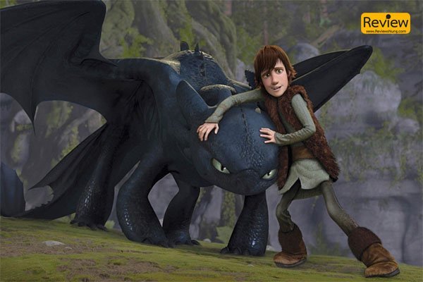 รีวิวภาพยนตร์ใน Netflix เรื่อง How to Train Your Dragon อภินิหารไวกิ้งพิชิตมังกร รีวิวหนัง รีวิวหนังไทย รีวิวซีรี่ย์ Netflix HowtoTrainYourDragon